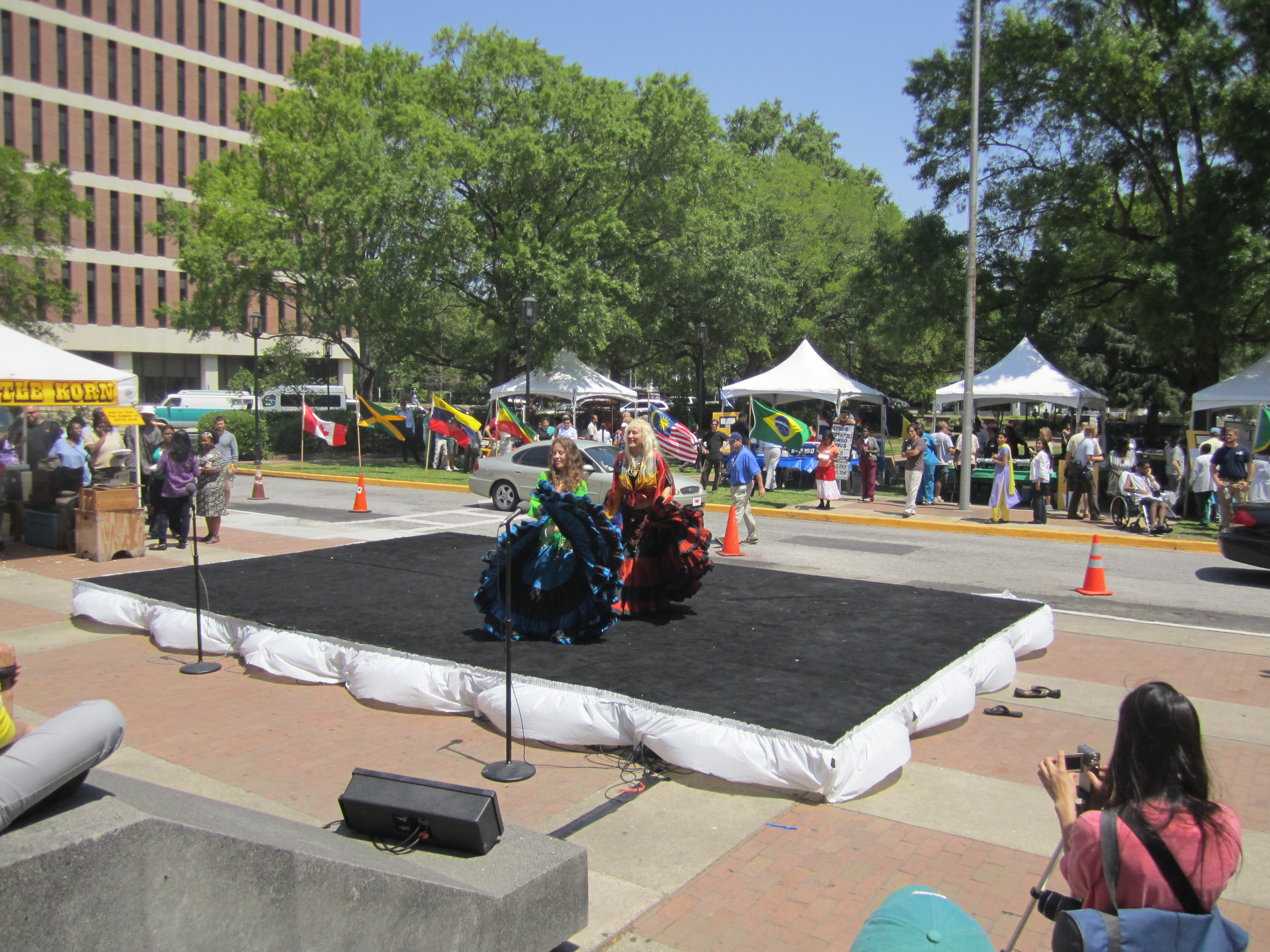 April 12, 2011 - MUSC International Festival